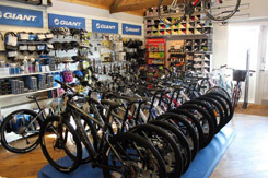 Stort Valley Cycles shop